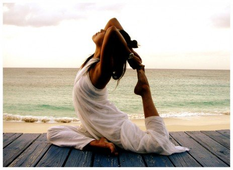 Yoga para melhorar a postura