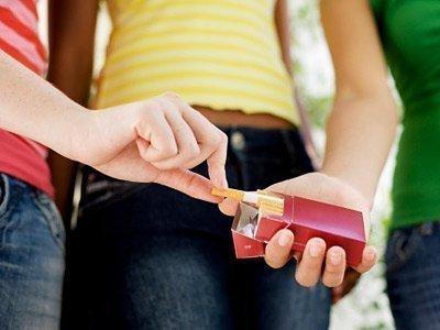 Inclinações fumando relatório 5a classe
