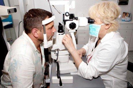 Diagnóstico de problemas de visão