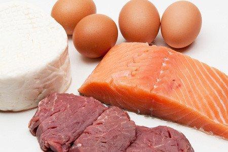 Alimentos para construir músculos