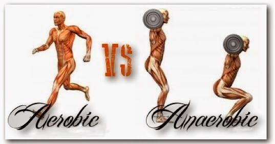 Qual exercício é melhor aeróbico ou anaeróbico?