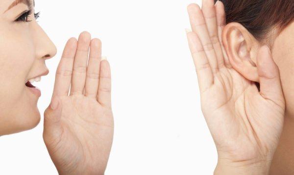 Resultado de imagem para problemas de audição