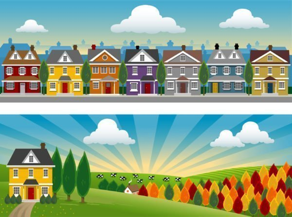 Resultado de imagem para plano de aula sobre a vida no campo e na cidade